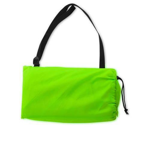 Assento Inflável Atrio Chill Bag Verde