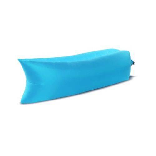 Assento Inflável Chill Bag Azul - Atrio - Es141