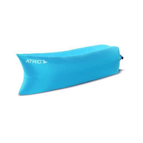 Assento Inflável Chill Bag Azul Atrio - Es141