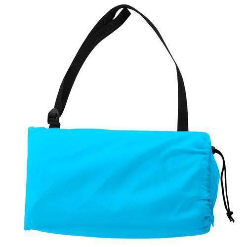 Assento Inflável Chill Bag Azul Es141 - Atrio