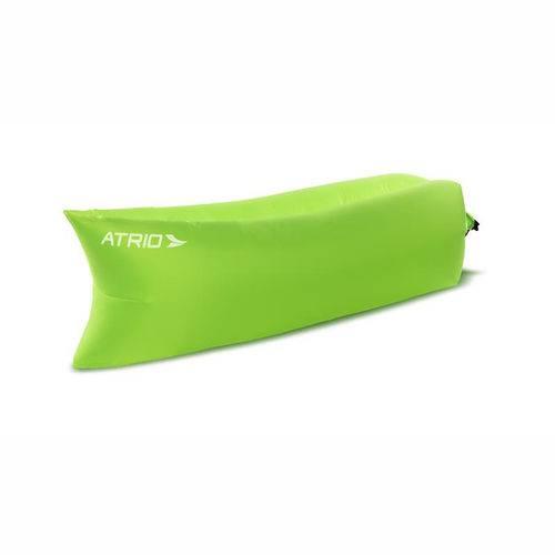 Assento Inflável Chill Bag Verde Atrio - Es139