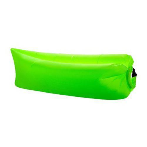 Assento Inflável Chill Bag Verde ES139 Átrio