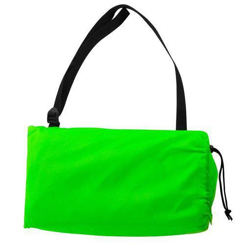Assento Inflável Chill Bag Verde Es139 - Atrio