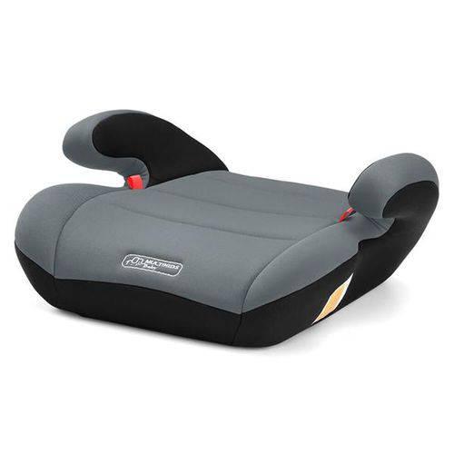 Assento para Auto Safe Booster Multikids Baby 22-36kg (iii) Cinza
