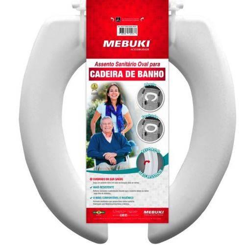 Assento para Cadeira de Banho ( Aberto ) - Mebuki