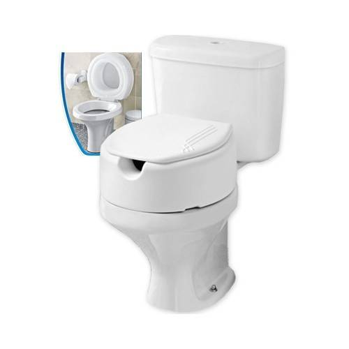 Assento Sanitário 13,5 Cm Elevado - Mebuki