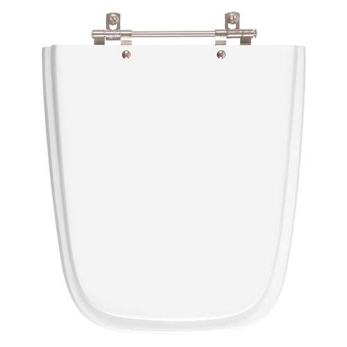 Assento Sanitário Aero Neve (Branco) para Louça Ideal Standard