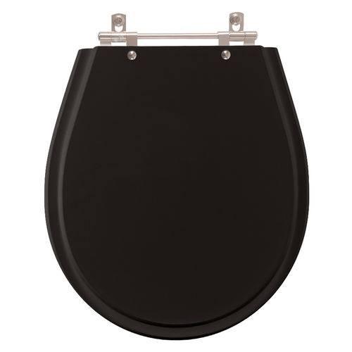 Assento Sanitário Avalon Premium Ebony para Louça Ideal Standard