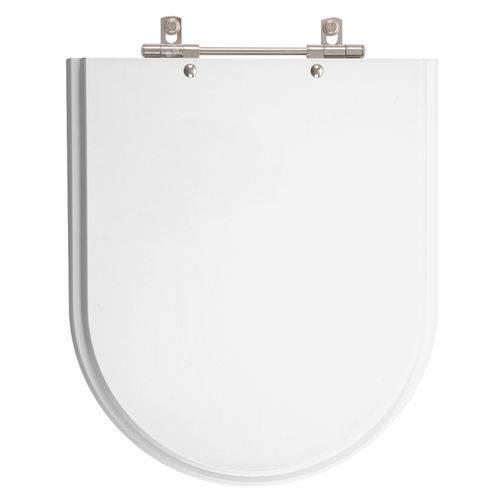 Assento Sanitário Belle Epoque Branco Gelo para Louça Deca