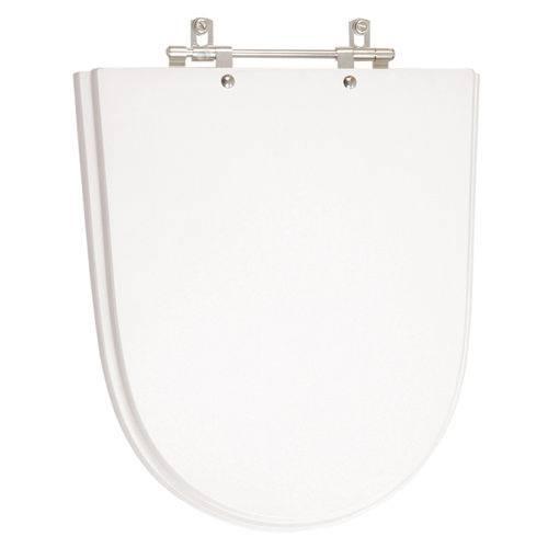 Assento Sanitário Century Branco Gelo para Louça Deca