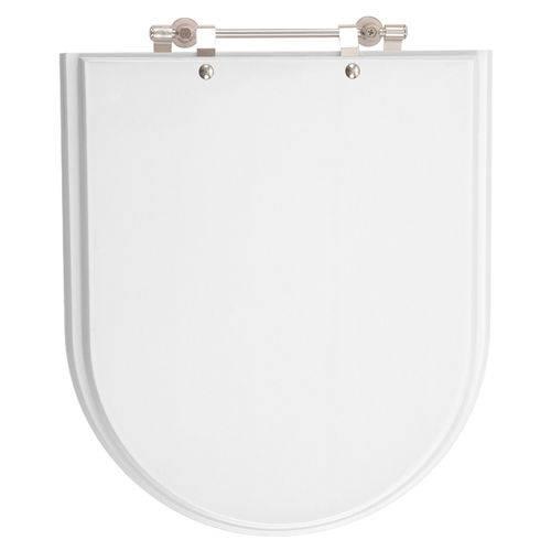 Assento Sanitário Duomo Plus Branco Gelo para Louça Deca