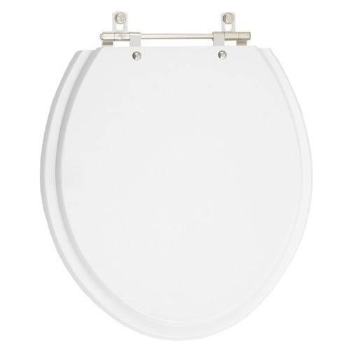 Assento Sanitário Eco Branco para Louça Celite