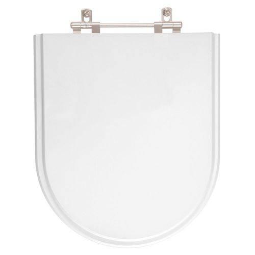 Assento Sanitário Level Branco Gelo para Vaso Deca