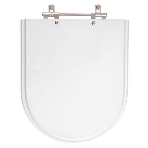 Assento Sanitário Link Branco Gelo para Louça Deca