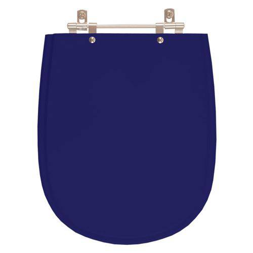 Assento Sanitário Paris Azul Cobalto para Louça Ideal Standard