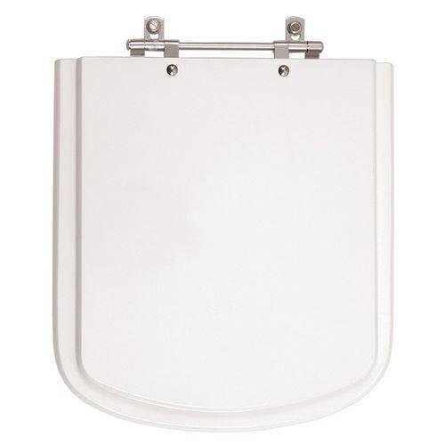 Assento Sanitário Star Branco Gelo Gelo para Louça Deca