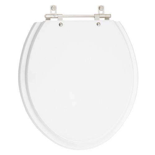 Assento Sanitário Classica Branco para Louça Celite