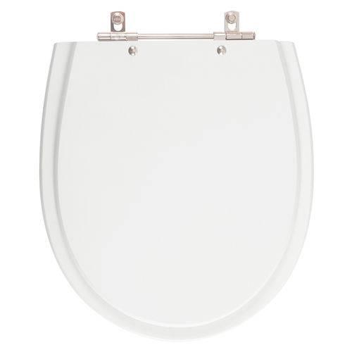 Assento Sanitário Polo Branco para Louça Hervy