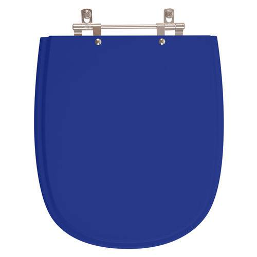 Assento Sanitário Sabatini Azul para Louça Icasa