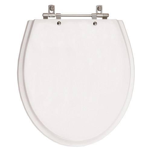 Assento Sanitário Windsor Branco Gelo para Louça Deca
