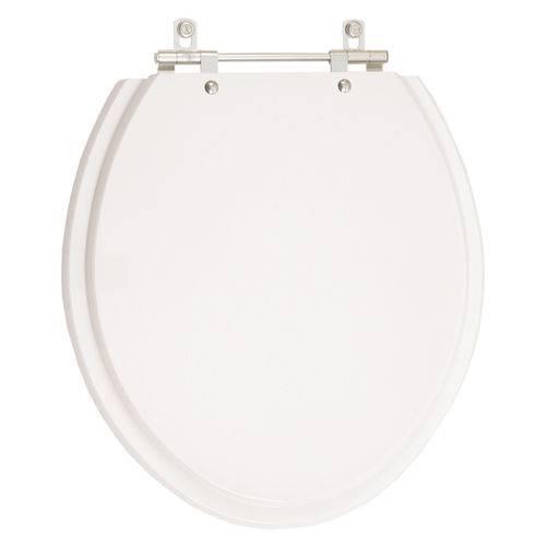 Assento Sanitário Twister Branco para Louça Hervy