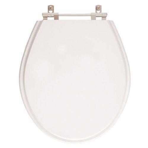 Assento Sanitário Ravena Branco Gelo para Louça Deca