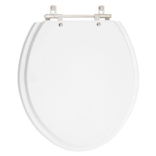 Assento Sanitário Spot Branco Gelo para Louça Deca