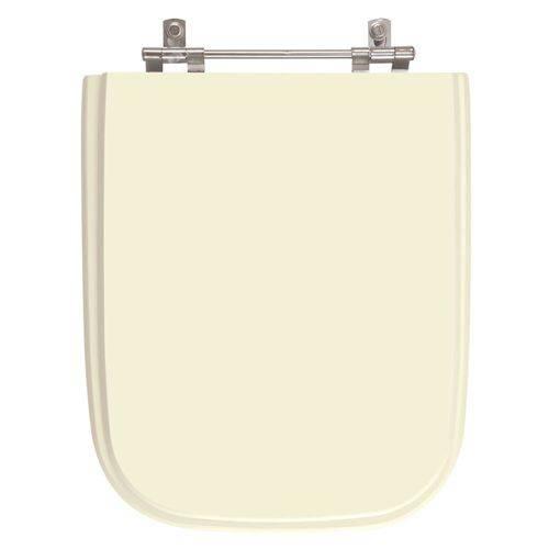 Assento Sanitário Tivoli Bone (Bege Claro) para Louça Ideal Standard