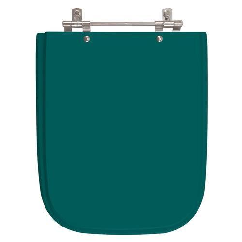 Assento Sanitário Tivoli Verde Amazônia para Louça Ideal Standard