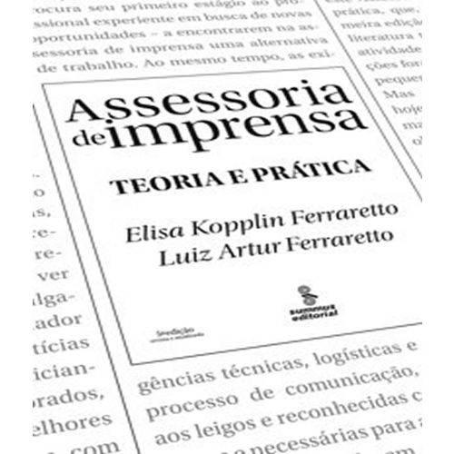Assessoria de Imprensa - Teoria e Pratica