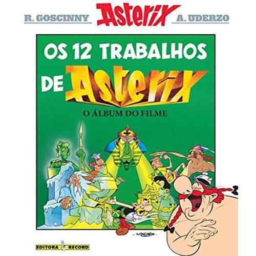 Asterix - os 12 Trabalhos de Asterix - o Album do Filme