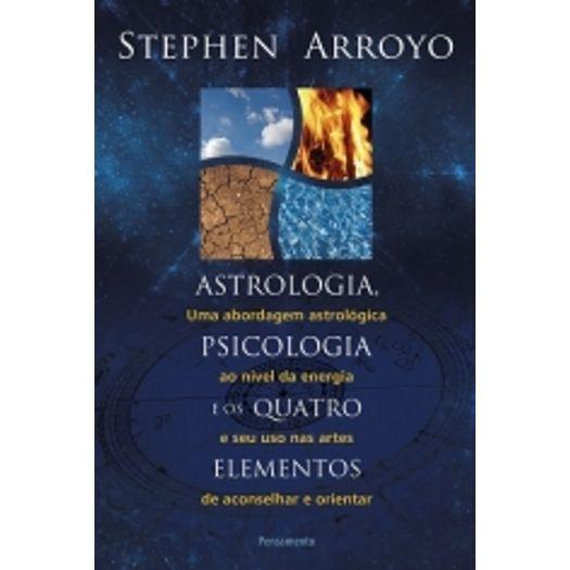 Astrologia Psicologia e os Quatro Elementos - Pensamento