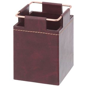 Atemp Porta-lápis Garnet/cobre