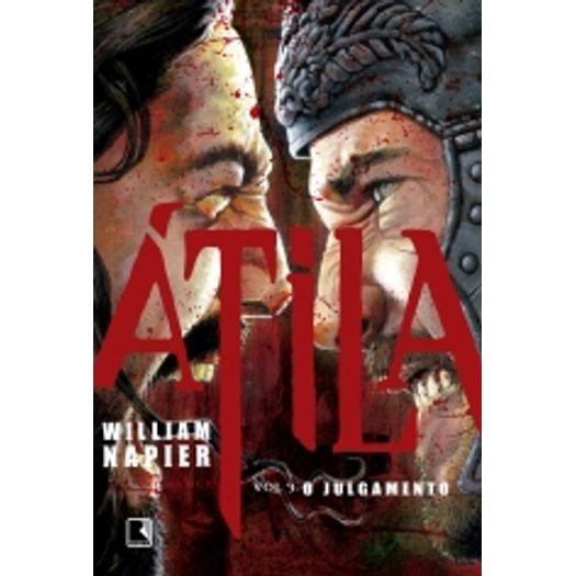Atila - Vol 3 - o Julgamento - Record