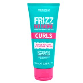 Ativador de Cachos Creightons Frizz no More Hold Moisture 100ml
