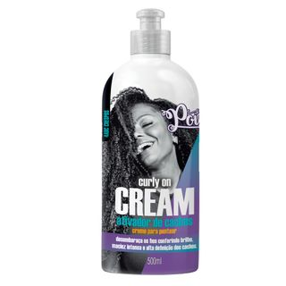 Ativador de Cachos Soul Power - Curly On Cream 500ml