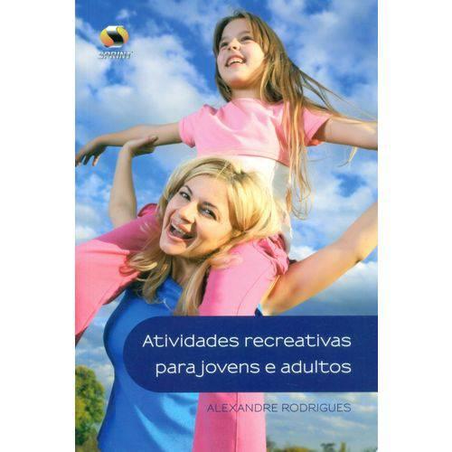 Atividades Recreativas para Jovens e Adultos