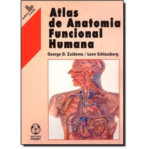 Atlas de Anatomia Funcional Humana