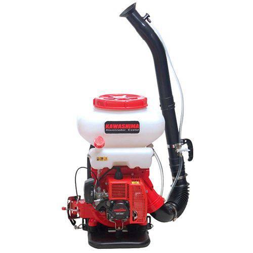 Atomizador Pulverizador Costal Gasolina 42,7cc Kws4314 Kawashima