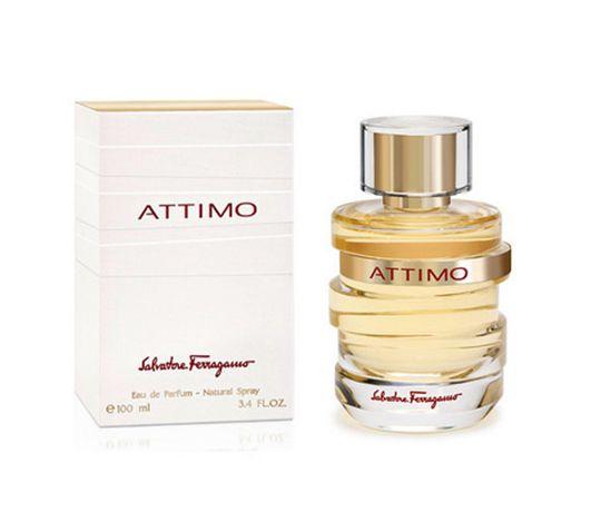 Attimo For Women Eau de Parfum By Salvatore Ferragamo 50 Ml