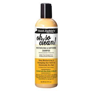 Aunt Jackie's Oh So Clean - Shampoo Condicionante Sem Espuma 355ml