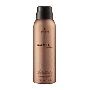 Aurien Rubra Desodorante Antitranspirante Aerosol 125ml