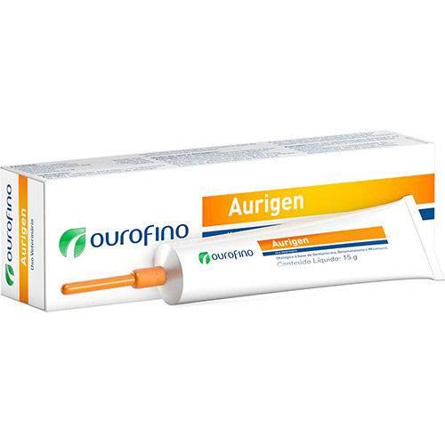 Aurigen - 15 G - Ouro Fino