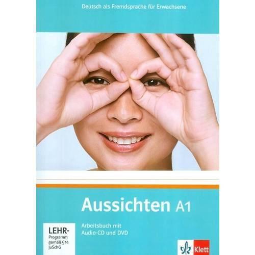 Aussichten A1 Arbeitsbuch Mit Audio Cd Und Dvd