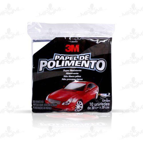 Auto Papel de Polimento 3m
