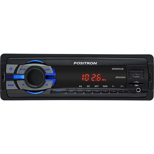 Auto Rádio Positron SP2210UB