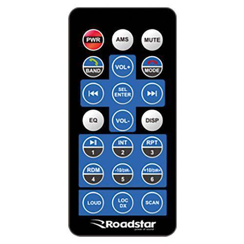Auto Radio Roadstar Brasil RS2709BR BLUETOOTH/ MP3/ FM/ USB/ SD