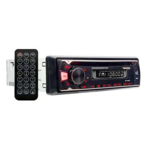 Auto Radio Roadstar Brasil Rs3750br Cd/ Bluetooth/ Fm/ Usb 4x52