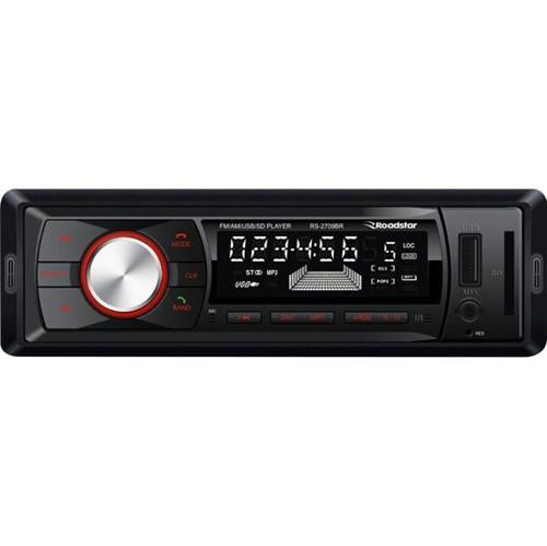 Auto Rádio Roadstar RS-2709BR Usb/am/fm/bluetooth