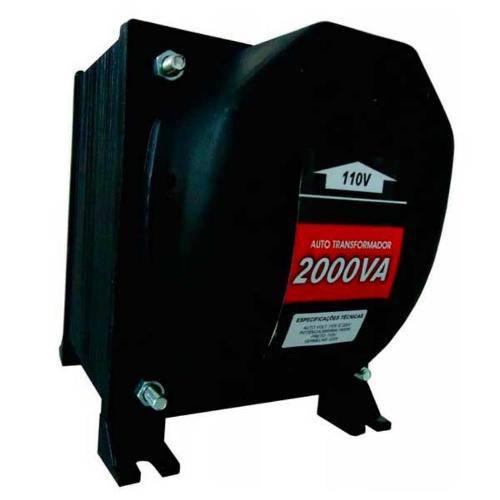 Auto Transformador de Voltagem 2000va - 1400w